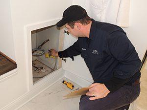 Plumbing Home Inspections
