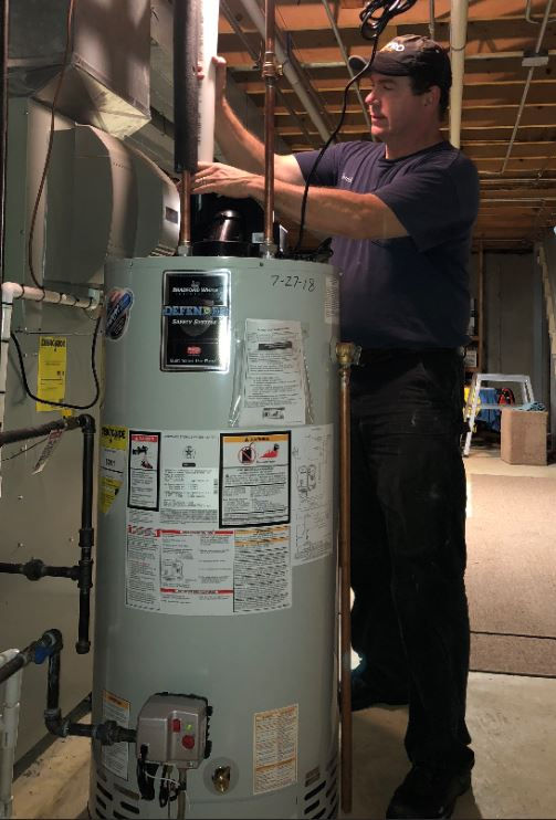 Water Heater Repair Services in Downers Grove, IL